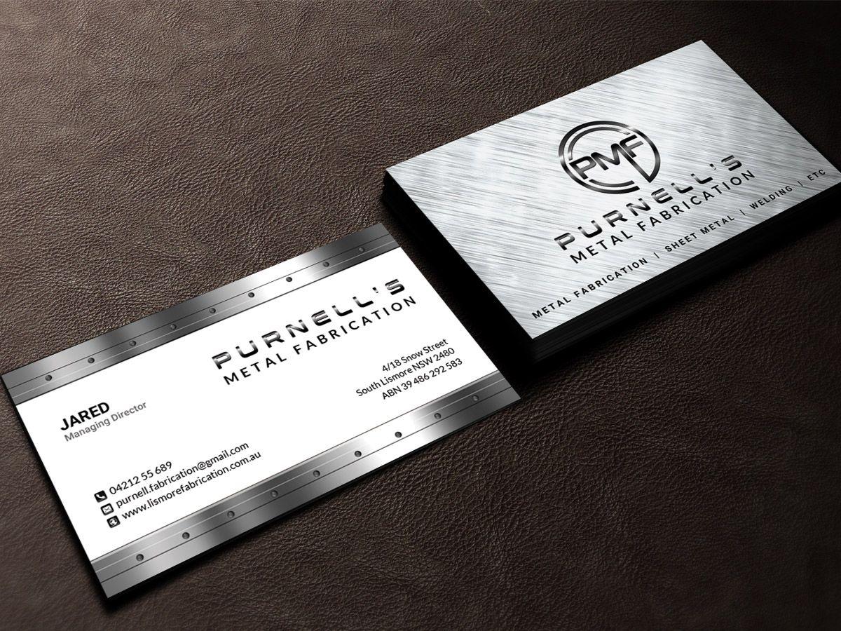 Sheet Metal Business Cards Google Search Metal Business Cards Google Business Card Business Cards