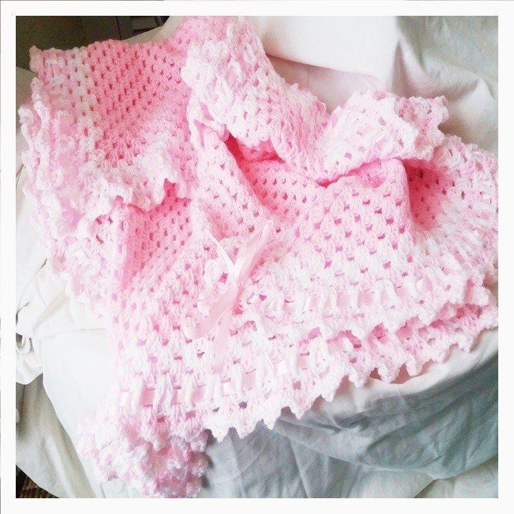 Baby Layette Set Knitting Pattern - Double Knitting Pdf file Pattern ...