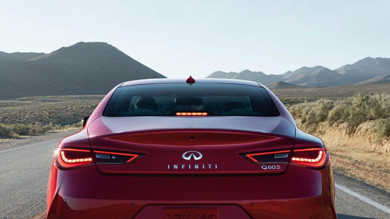 2018 Infiniti Q60 Coupe High Mounted Rear Stoplight Infiniti Coupe Infiniti Usa