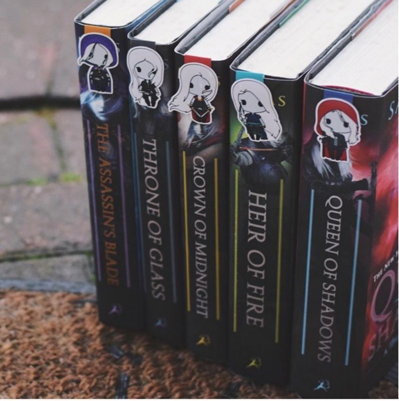 45+ Throne of glass book order to read ideas