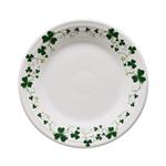 Fiesta® St. Patrick's Luncheon Plate at HomerLaughlin.com | Fiesta Dinnerware