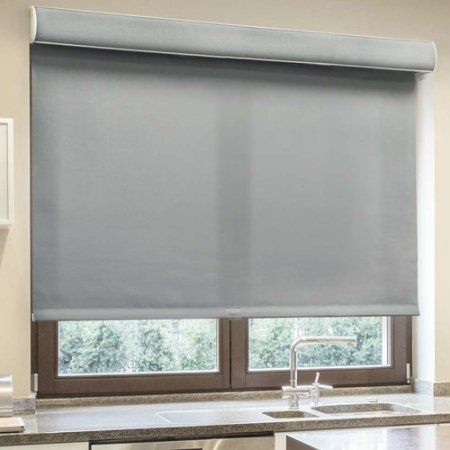 Chicology Light Filtering Deluxe Free Stop Cordless Roller Shades Walmart Com In 2020 Room Darkening Roller Shade Roller Shades Cordless Roller Shade