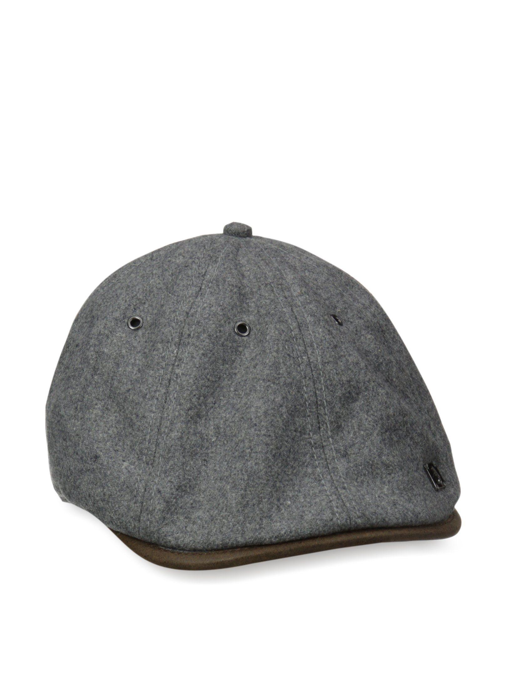 72eaa72f Original Penguin Men's Felted Wool 6 Panel Drive Hat at MYHABIT ...