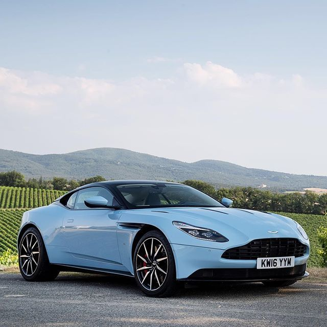 Frosted Glass Blue Aston Martin Db11 Aston Martin Db11 Aston Martin Aston Martin Rapide