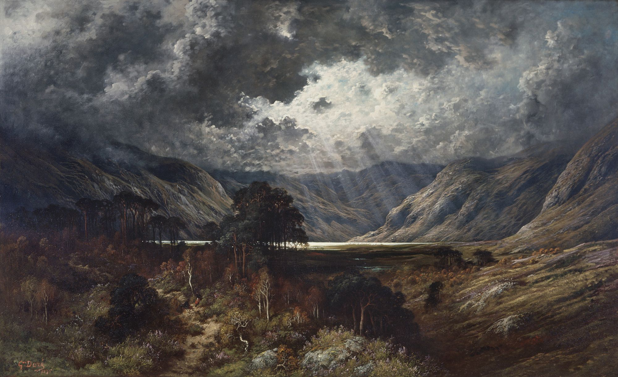 Loch Lomond   Art   Pinterest