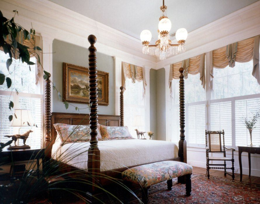 Historical Concepts Homes Farmsteads Amp Estates Hampton Island Home Decor Styles Traditional Bedroom British Colonial Bedroom