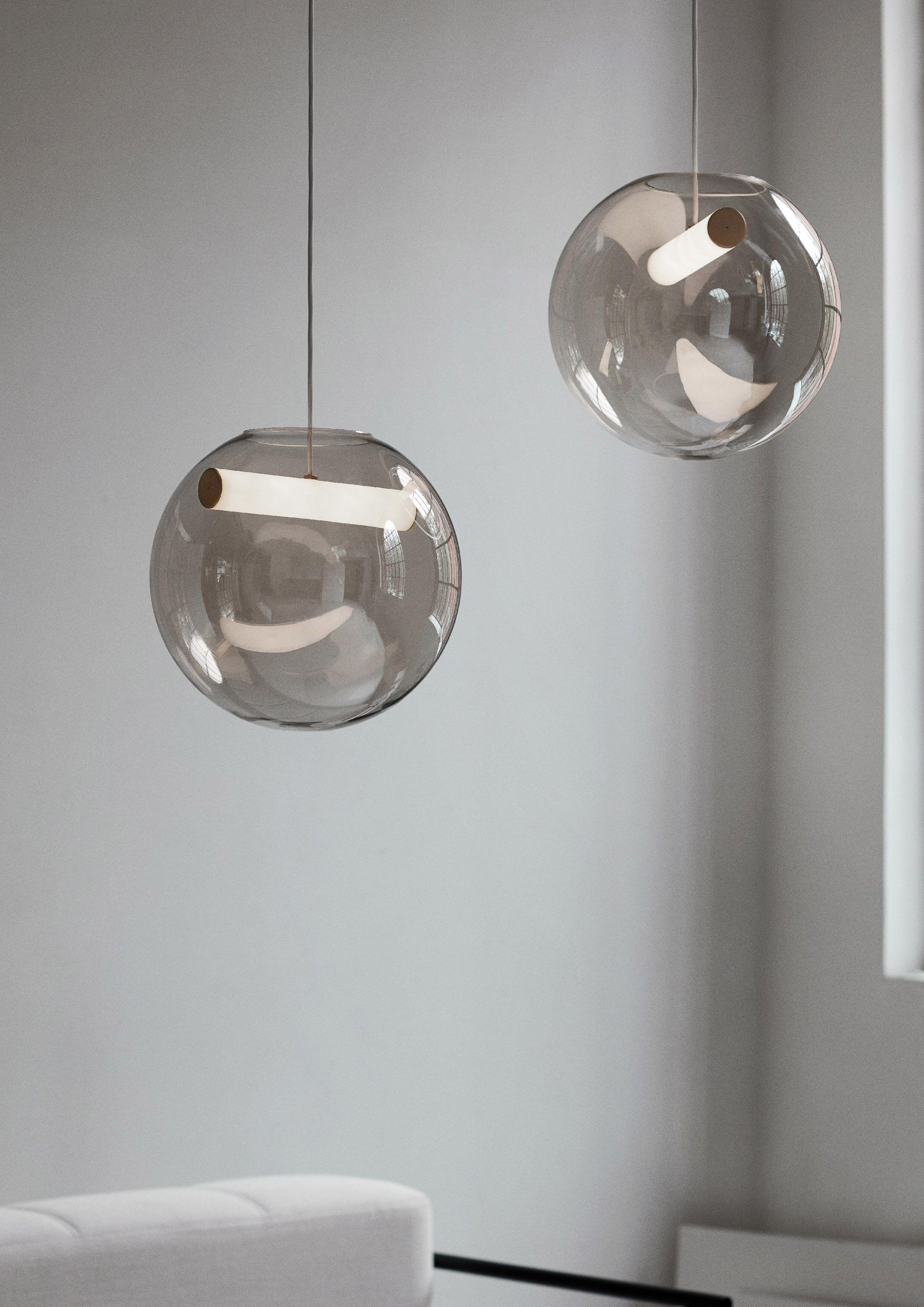 designer pendant light # 43