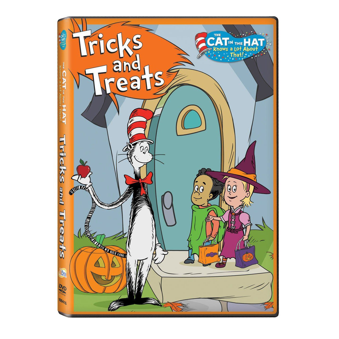 Pbs Kids Halloween Dvd.The Official Pbs Kids Shop The Cat In The Hat Knows A Lot About