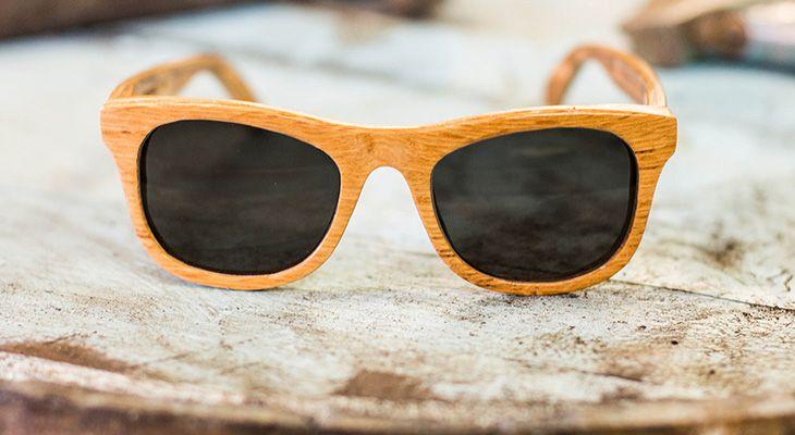 5e177119cc Glenmorangie y Finlay & Co diseñan las primeras gafas de sol realizadas con  madera de barricas