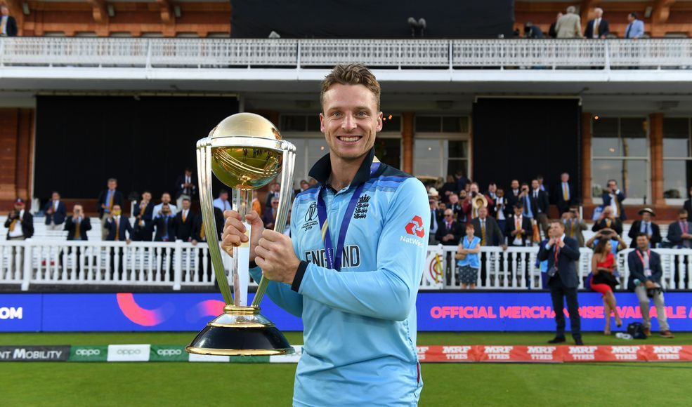 Jos Buttler Reveals Why He Was Fearing To Lose The 2019 Cricket World Cup Final Cricket World Cup World Cup Final England Cricket Team