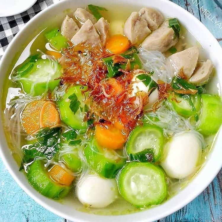 Resep Sayur Berkuah C 2020 Brilio Net Instagram Byviszaj Instagram Sarongsarie Masakan Vegetarian Resep Masakan Resep Masakan Sehat