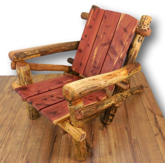 Made To Order Adirondack Chair Reclaimed Wood Chair By WoodzyShop