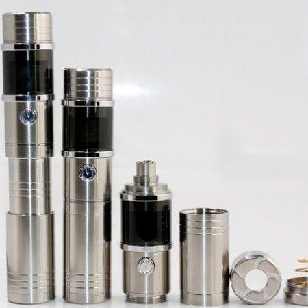 Sigelei Legend V2, batteria telescopica, sistema di regolazione con sensore di gravità, inclinando la batteria puoi regolare le varie impostazioni, ad ogni cambio sentirai la batteria vibrare. http://www.svapostore.net/sigelei-legend-v2-kit-completo