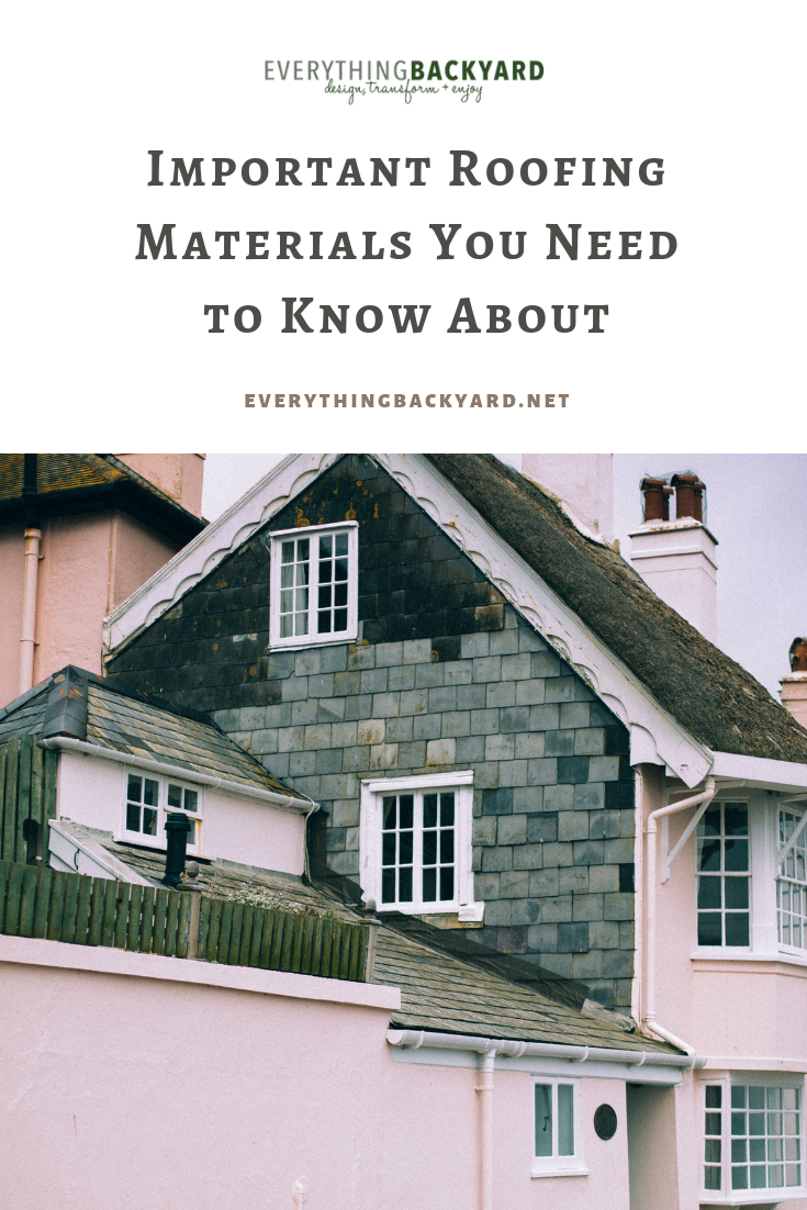 Important Roofing Materials You Need To Know About Backyard Ideas For Small Yards Backyard Roofing Materials