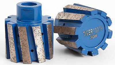 "2 x 1-3//4/"" Zero Tolerance Diamond Drum Wheel//Sink Hole Granite Stone Concrete"