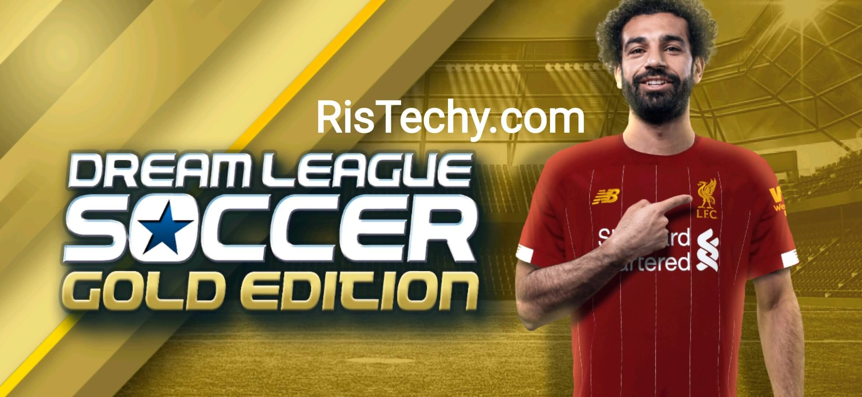 Dls Gold Edition 2020 Mod Apk Obb Dream League Soccer League Soccer Soccer Video Games