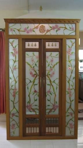 Image Result For Mantras On Pooja Room Door: Image Result For Glass Door Designs For Pooja Room