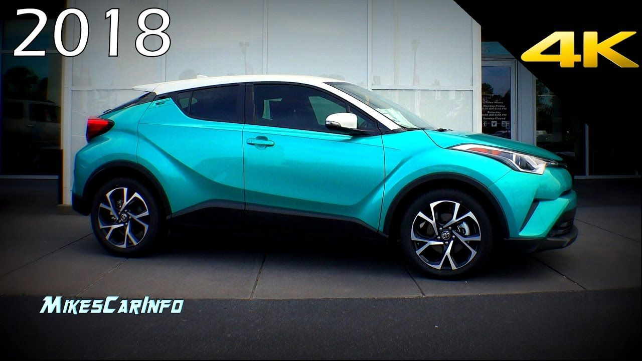 2018 Toyota Chr C Hr Quick Look At A Cool Color Toyota Toyota Cars Dream Cars