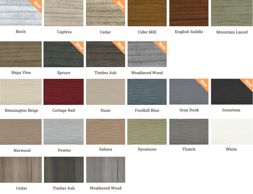 Trucedar colors 2016 gas station project in 2019 steel - Exterior house paint colors 2016 ...