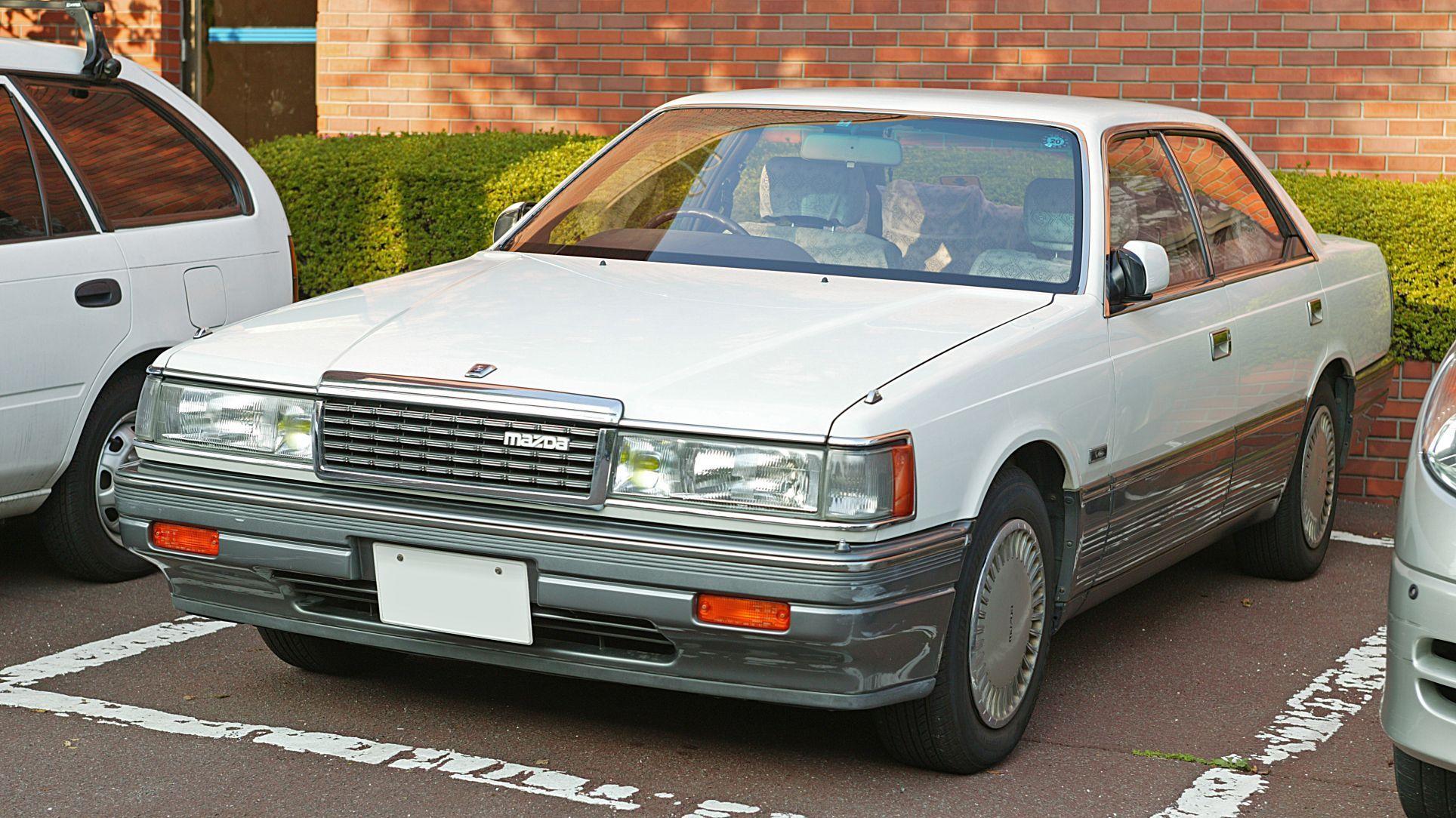 Mazda wis (19822004) Mazda Service Repair