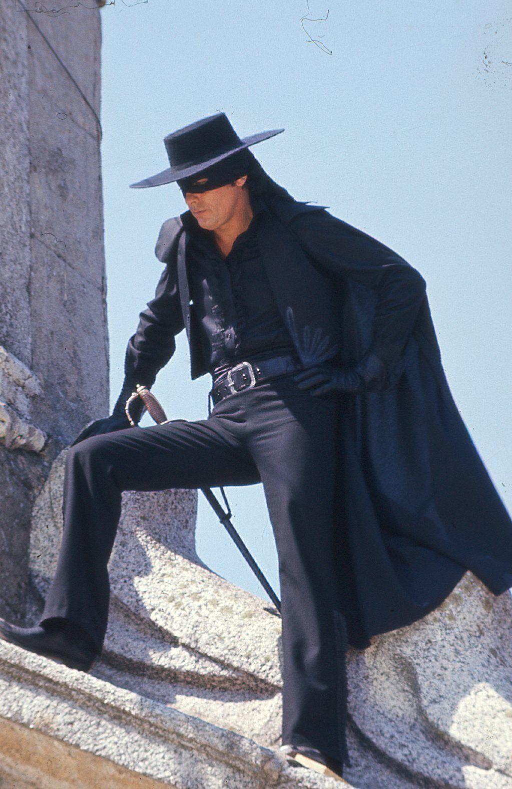 Zorro - Alain Delon in...