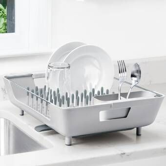 Best Stainless Steel Countertop Dish Rack Dish Racks 400 x 300