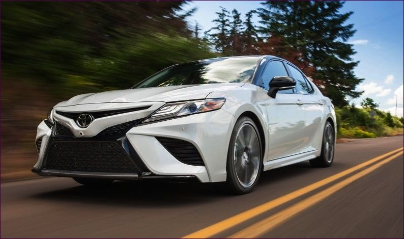 2018 toyota camry le Review, Ratings, Specs, Prices, and