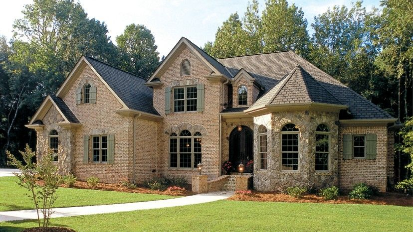 Home plan homepw11000 3618 square foot 5 bedroom 4 for Home plan com