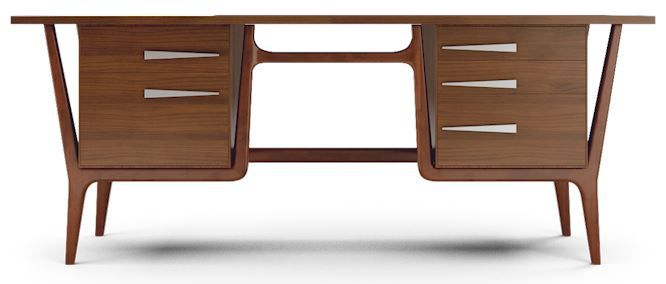 mid century modern furniture manu tailer joybird furniture - Mid Century Modern Furniture Desk