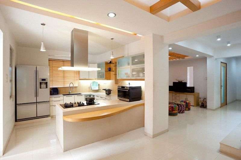 Indian Kitchen Interior Designs