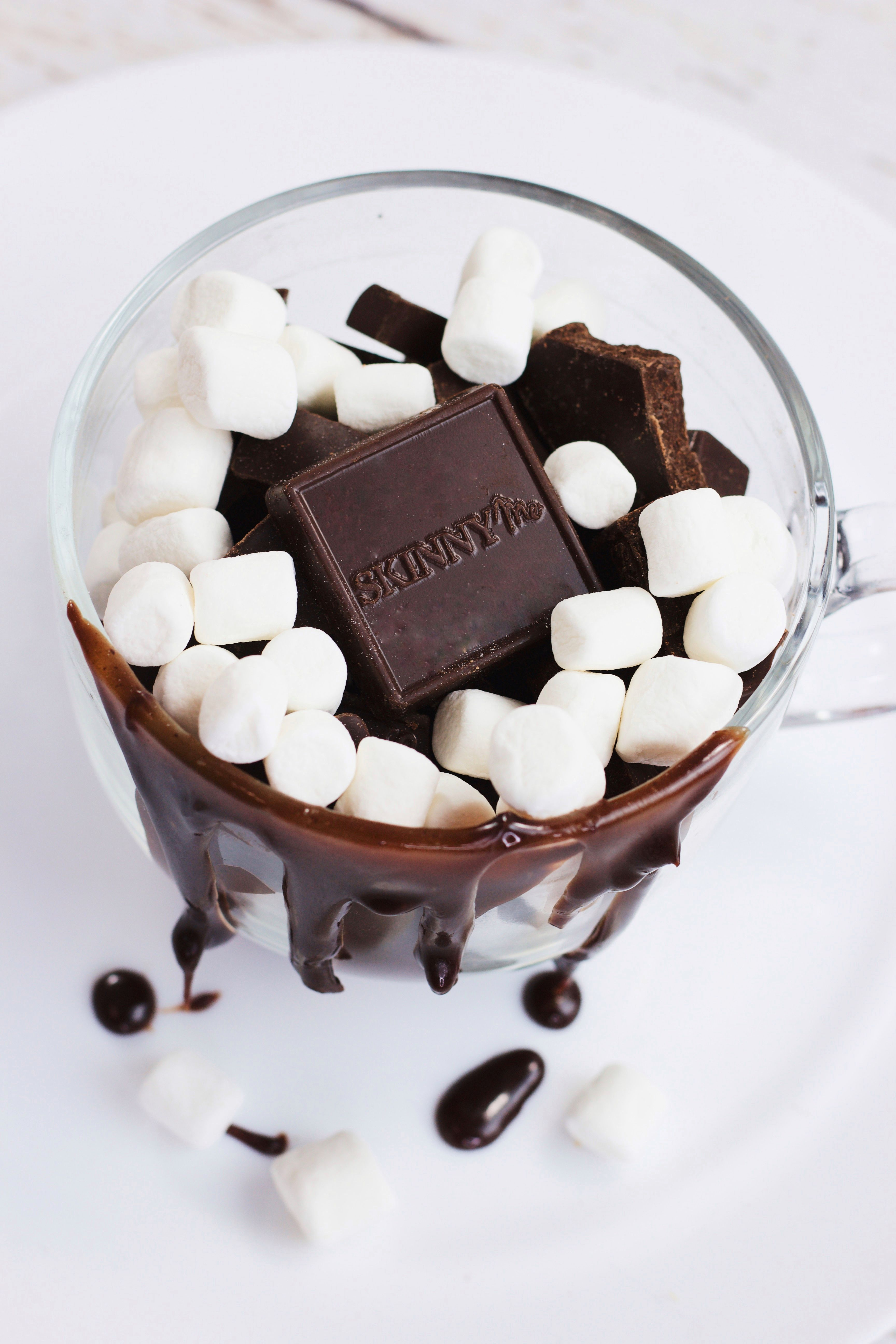 Giveaway Alert Happy National Hot Chocolate Day Today We Re Giving One Lucky Winner Two Boxes Of Our Zero Sugar Skinnyme Chocolates In 2020 Sugar Free Hot Chocolate