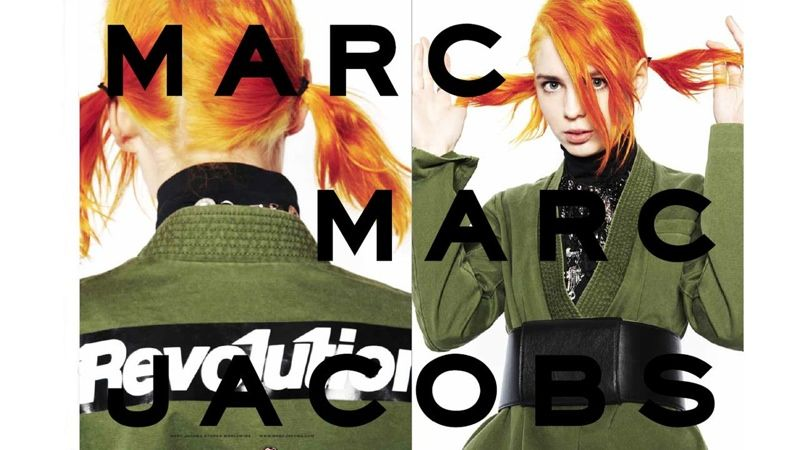 Marc by Marc Jacobs Fall 2014, cast on instagram Repinned www.lecastingparisien.com