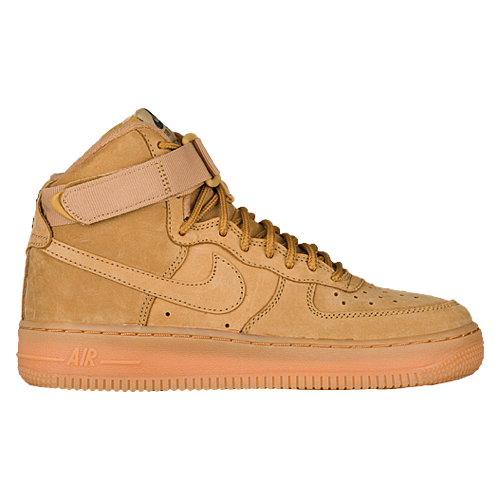 Nike Air Force 1 High Boys' Grade School at Foot Locker Swagger