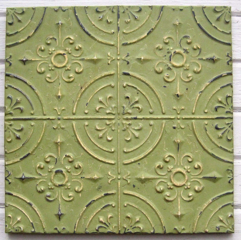Antique ceiling tile decorating greens pinterest ceiling antique ceiling tile doublecrazyfo Choice Image