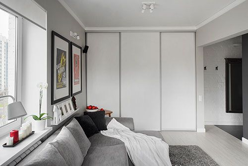Klein Appartement Inrichting : Interieur ideeën voor klein appartement jordaan huisje