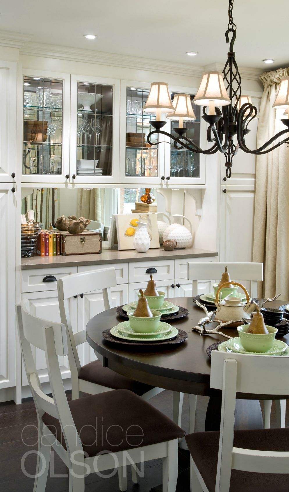 Kitchen design by Candice Olson Design Inc #candiceolson # ...