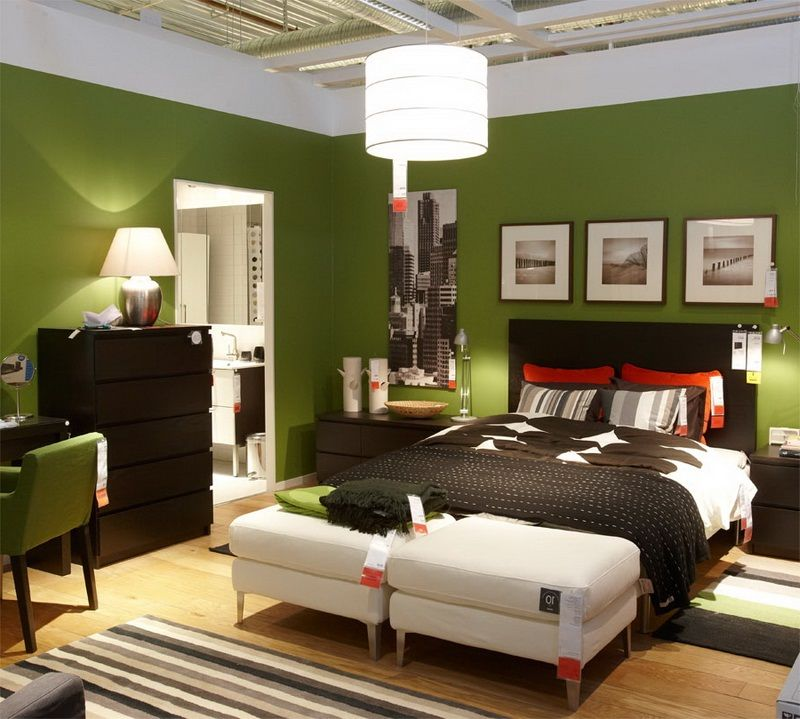 green bedroom paint green paint colors for bedroom design 400300 green paint colors for bedroom - Bedroom Best Colors