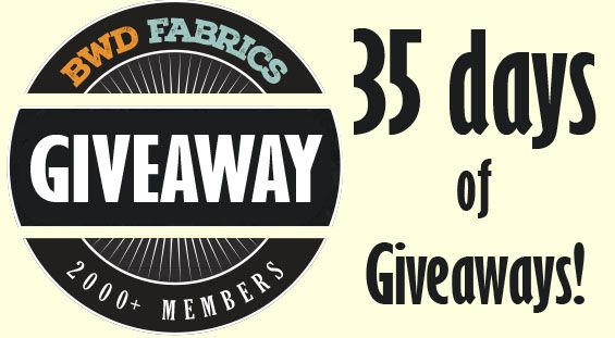 Enter This Awesome Giveaway From Bwd Fabrics For A Chance To Win Free Pdf Patterns And Fabric With Images