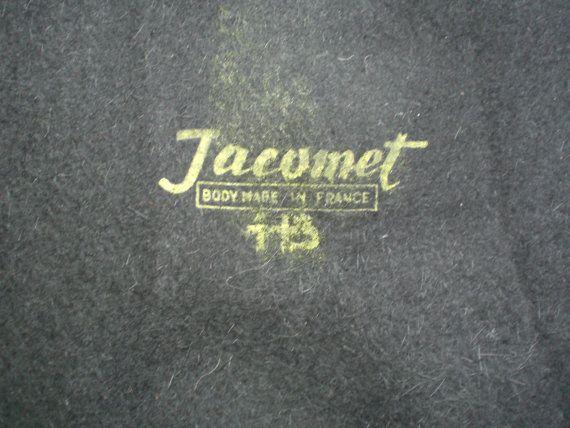 Vintage 1950s Jacuinet French Black Equestrian by 430RoadVintage, $35.00