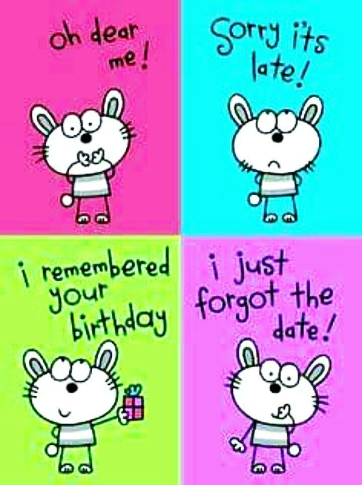 Belated Birthday Happy Belated Birthday Belated Birthday Wishes Belated Birthday