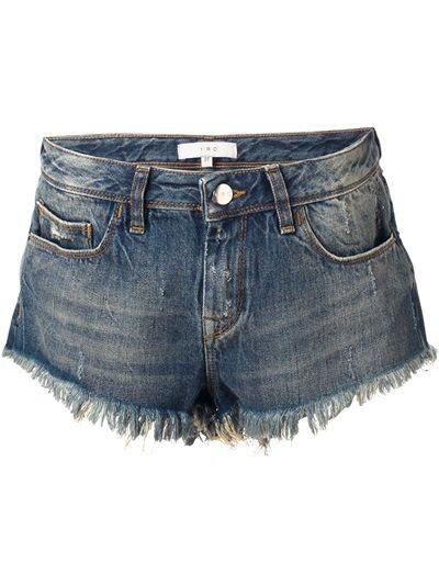 IRO - Modena denim shorts 6