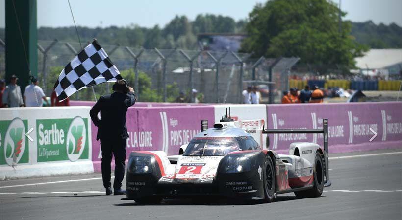 Porsche ganó las 24 Horas de Le Mans 2017 - http://autoproyecto.com/2017/06/porsche-gano-las-24-horas-de-le-mans.html?utm_source=PN&utm_medium=Pinterest+AP&utm_campaign=SNAP