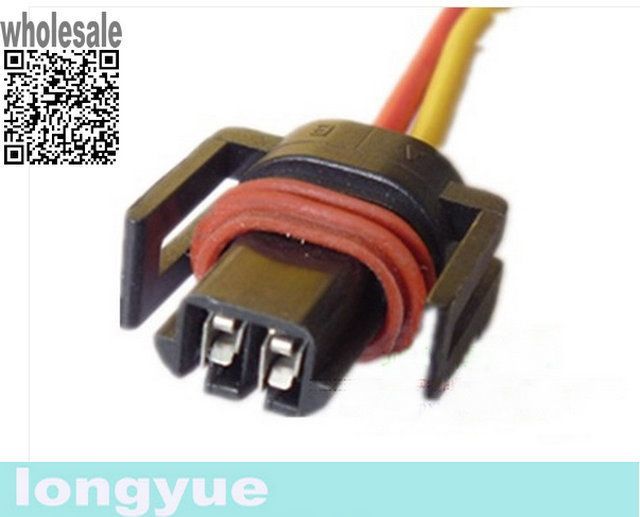 59b1e15394f518bf81035d80af6951fe longyue 20pcs 1987 chevy s10 blazer connector wire harness 15cm  at bayanpartner.co
