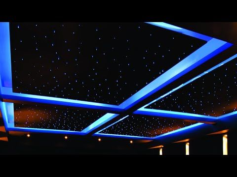 We Present A Video Of The Presentation Of Led Lighting The Lighting Ceiling Lighting Used 12 Mb Led Strips H Led Ceiling Lights Ceiling Lights Led Ceiling