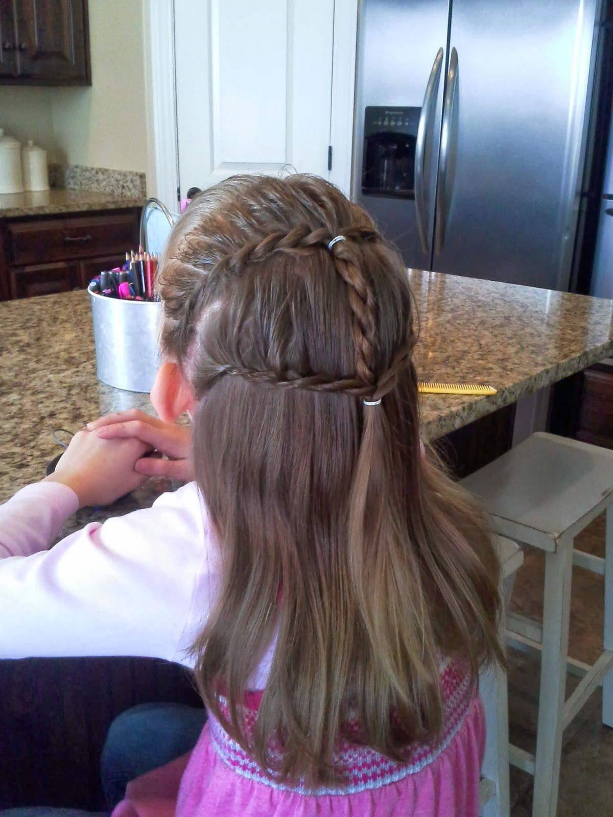"""Hairstyles For Girls The Girls In This House Have Recently Discovered """"the Hobbit"""" And"""