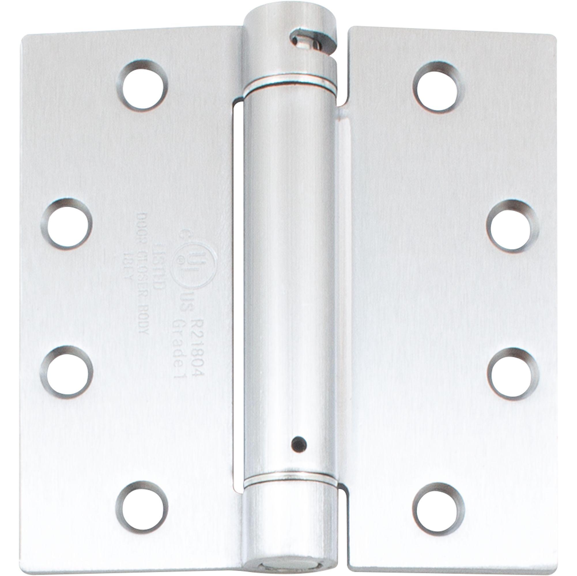Commercial Adjustable Spring Hinge Door Hardware Fire Doors Room Doors
