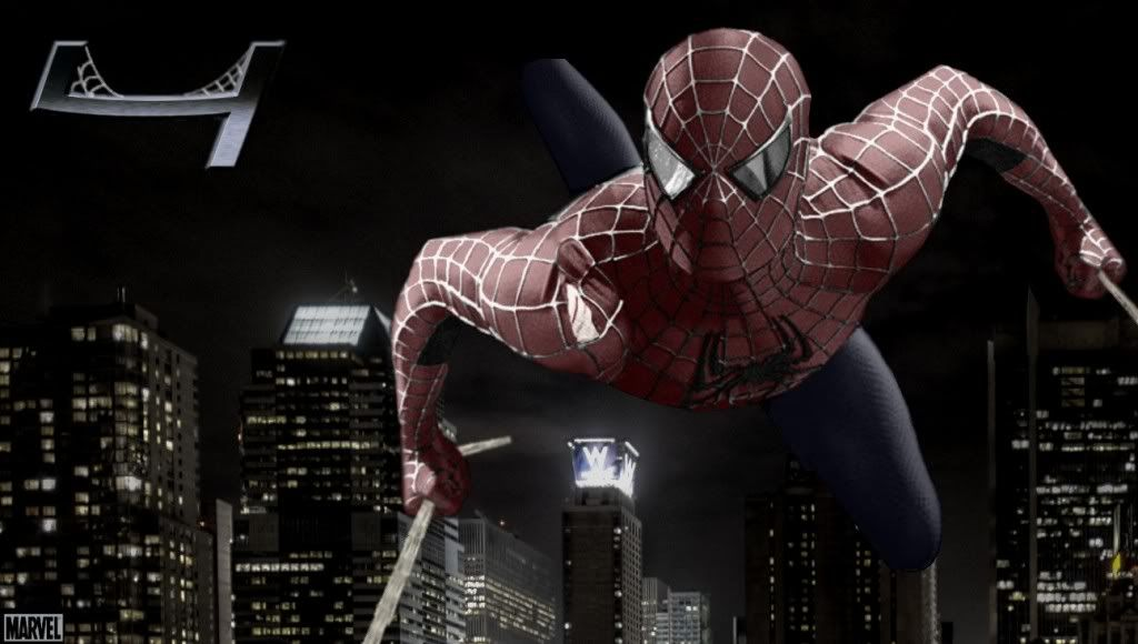 Foto Alverose Latest High Quality Spider Man Wallpapers Free 1920x1080 Spiderman 4
