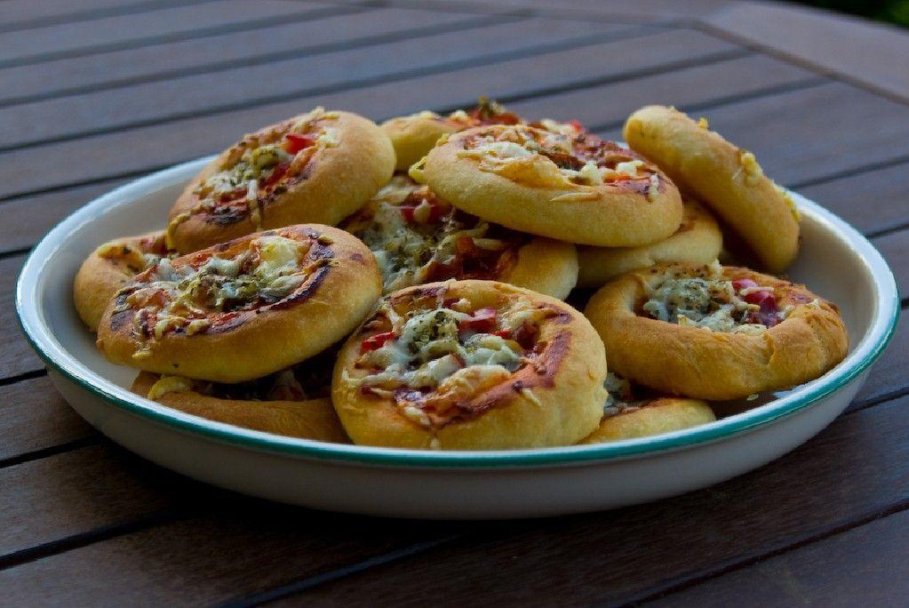 Pikkupizzat - Kotikokki.net - reseptit