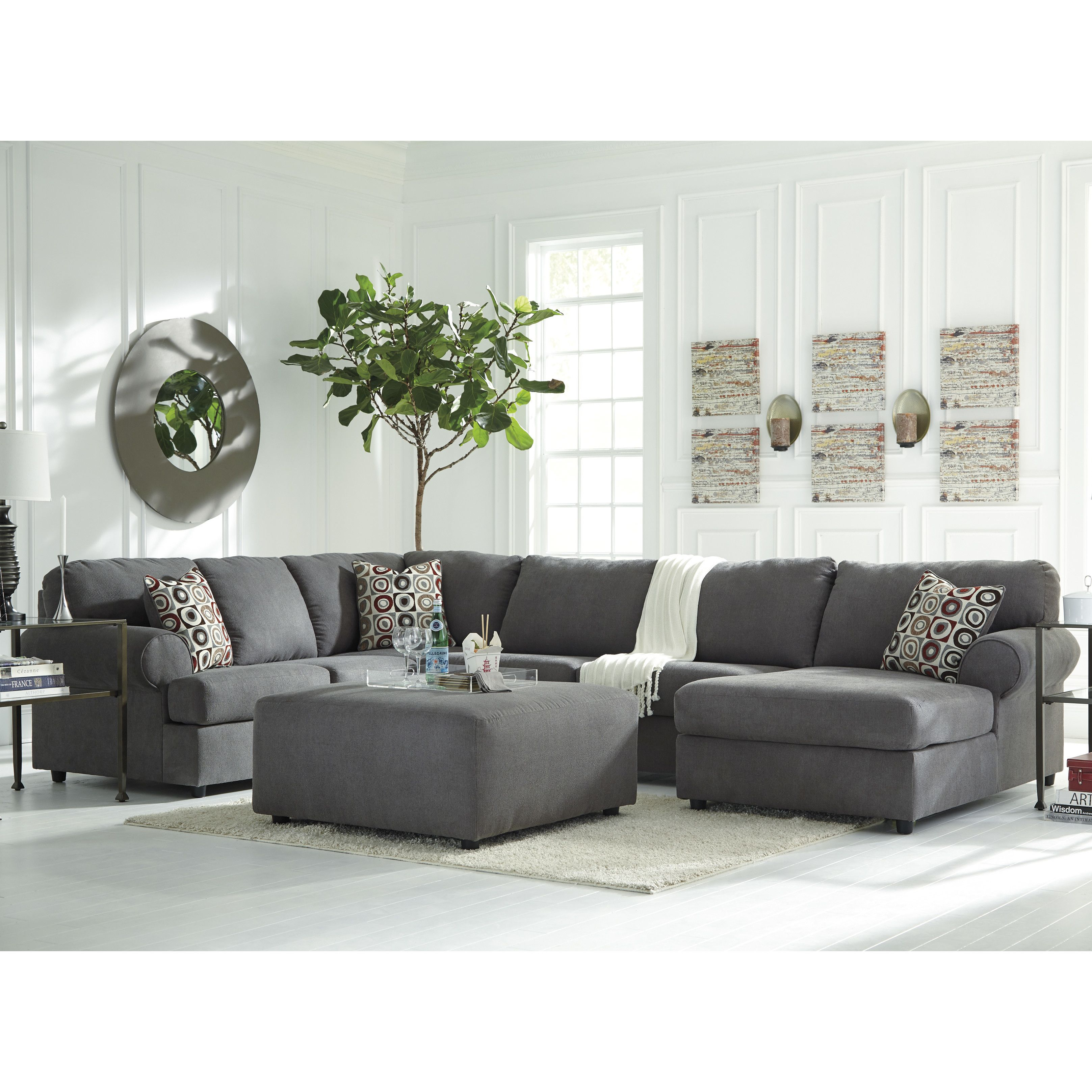 Andover Mills Sellersville Sectional sectional