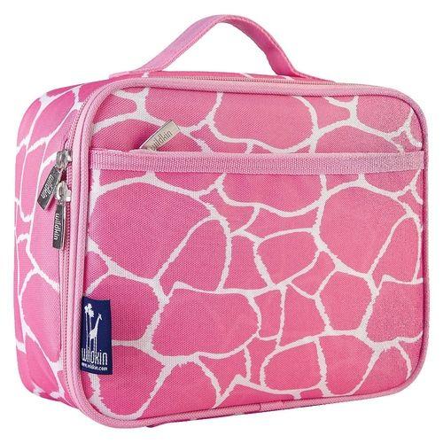 Wildkin Giraffe Lunch Box - Pink from Target on Catalog Spree